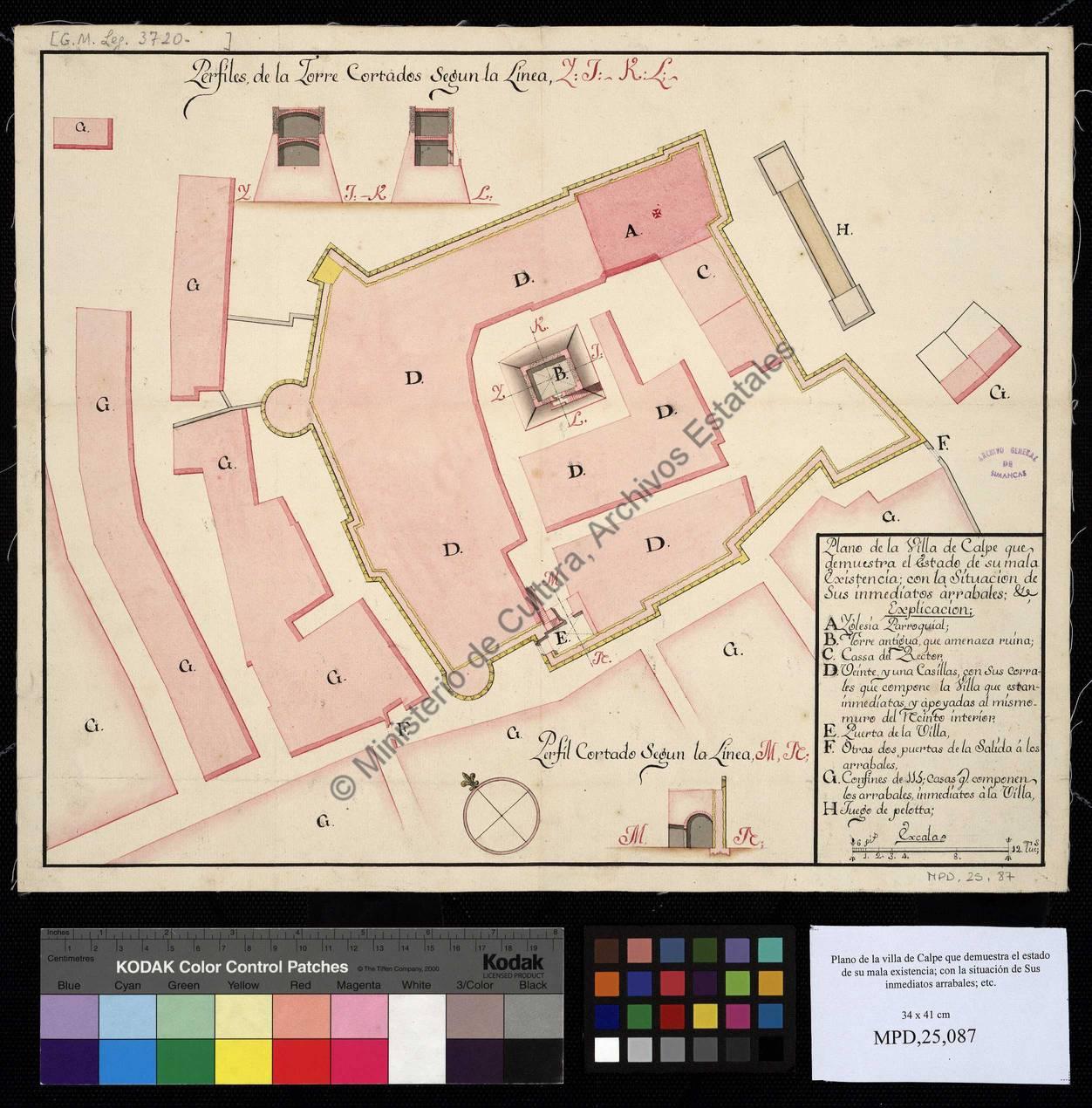 Plànol 1745